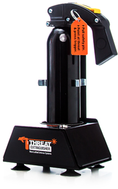 Threat Extinguisher Defense System Smart Base